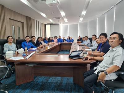 Chi bộ Phòng Công nghệ thông tin Saigon Co.op nâng cao vai trò của đảng viên trong hoạt động phong trào