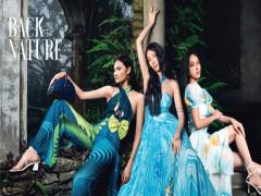 BST Back To Nature của Leika: Khi vẻ đẹp của phụ nữ làm lay động thiên nhiên