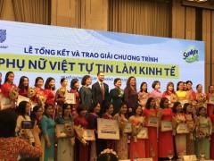 Hỗ trợ 1 triệu phụ nữ Việt tự tin làm kinh tế