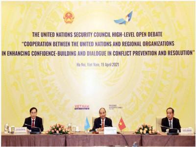 Lòng tin và đối thoại - Giải pháp căn cơ cho hòa bình bền vững
