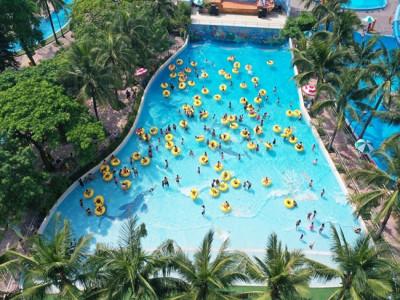 Chào hè 2021 - Ngày hội mở cửa công viên nước Hồ Tây
