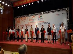 200 gian hàng tham dự Triển lãm VietAd và Triển lãm VPSE 2021 tại Hà Nội