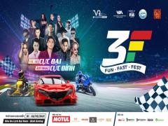 Sắp diễn ra Đại lễ hội F3 đua xe - âm nhạc lần đầu tiên tại Việt Nam