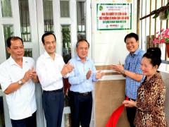 Khánh thành nhà tình nghĩa cho công nhân vệ sinh môi trường Cần Thơ
