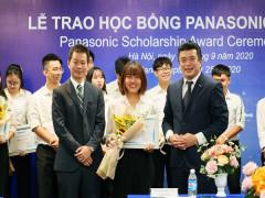 Cơ hội nhận học bổng tới 700 triệu dành cho sinh viên từ Panasonic