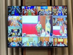 Về Hội nghị trực tuyến tập huấn nghiệp vụ thông tin, truyền thông năm 2021