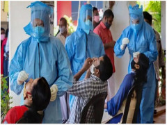 Dịch COVID-19 ở Ấn Độ bùng phát từ những ca mắc không triệu chứng