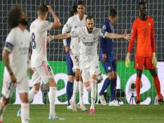 Chelsea hòa trên sân Real