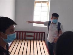 Lập khu điều trị cho bệnh nhân COVID-19 nặng tại Kiên Giang