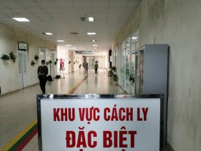 Công bố chính thức 3 ca mắc COVID-19 trong nước tại Hà Nội, Hưng Yên
