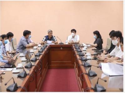 35 chuyên gia Việt Nam sang Lào hỗ trợ chống dịch