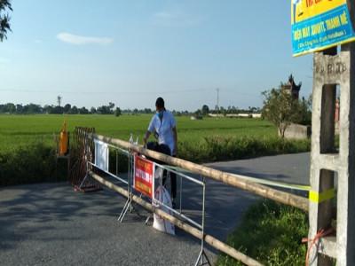 Thái Bình thực hiện giãn cách xã hội và cho học sinh tạm dừng đến trường từ ngày hôm nay