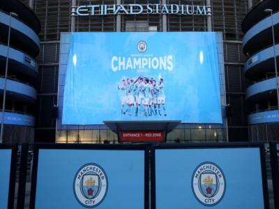 Man City vô địch Ngoại hạng Anh