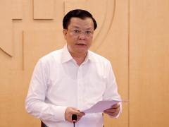Bí thư Thành ủy Hà Nội: Kiên trì, bình tĩnh, sáng suốt trong chống dịch COVID-19