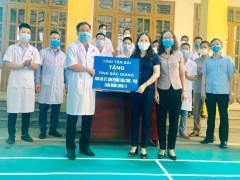 Yên Bái: Khẩn trương cử 15 cán bộ, bác sĩ, nhân viên y tế hỗ trợ tỉnh Bắc Giang chống dịch