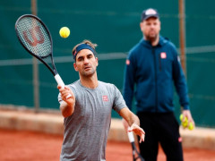 Federer: 'Tôi không cùng đẳng cấp Djokovic, Nadal lúc này'