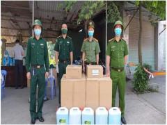 Phát huy tính tích cực, chủ động của thanh niên quân đội trong phòng chống dịch bệnh covid-19 hiện nay