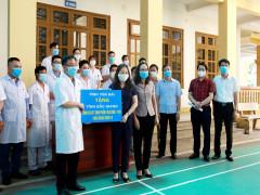 Cả nước chung tay giúp Bắc Giang dập dịch