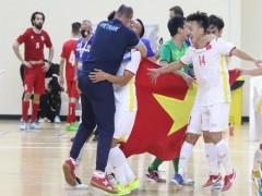 HLV futsal Việt Nam tiết lộ lý do hạ Lebanon