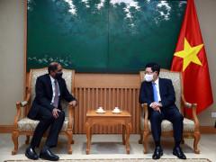 Việt Nam đề nghị Singapore cùng hợp tác phòng chống COVID-19, tiếp cận vaccine