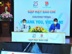 #Thank you, Vietnam! - Nói lời cảm ơn gây quỹ xây nhà cho các hoàn cảnh khó khăn