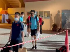 ĐT Việt Nam có 3 cầu thủ phải chườm đá sau trận hòa ĐT Jordan