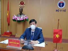 """""""Việt Nam mong muốn được đặt nhà máy sản xuất vaccine Covid-19 tại Việt Nam"""""""