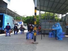 TPHCM: 06 bước xử trí khi phát hiện ca nhiễm COVID-19 làm việc tại một kho hàng ở Khu công nghiệp Vĩnh Lộc