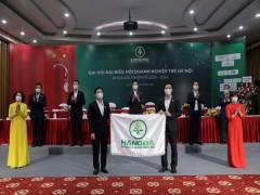 Anh Trần Đăng Nam làm Chủ tịch Hội Doanh nghiệp trẻ Hà Nội khóa VIII