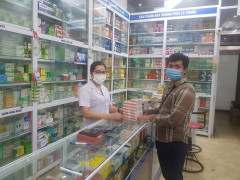 Tỉnh Yên Bái chỉ đạo các cơ sở y tế, hiệu thuốc, nhà thuốc sàng lọc kỹ tất cả các trường hợp có dấu hiệu ho, sốt, cảm cúm
