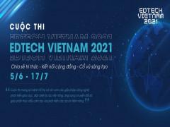 Edtech Việt Nam 2021 - Cuộc thi tìm kiếm ngôi sao khởi nghiệp