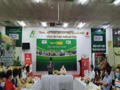 Ngày hội Livestrem đặc sản OCOP Hà Nội