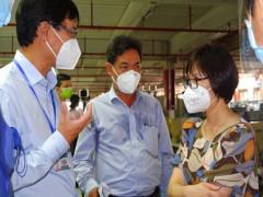Phát hiện ca dương tính COVID-19 làm việc tại Công ty PouYuen Việt Nam