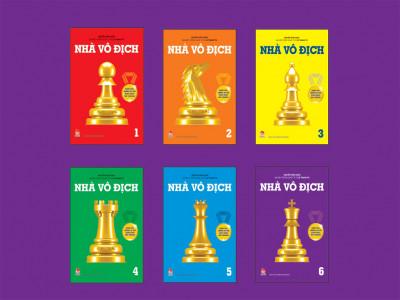 """Ra mắt sách """"Nhà vô địch"""" hướng dẫn thiếu nhi chơi cờ vua dịp hè 2021"""