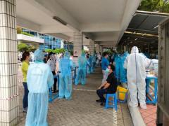 TP.HCM: Phát hiện 28 ca bệnh của chuỗi lây nhiễm liên quan Xưởng cơ khí ở Hóc Môn và một khách sạn tại Tân Bình