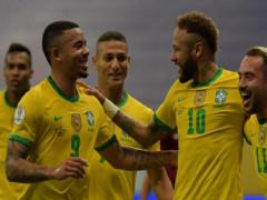 Neymar toả sáng ngày khai màn Copa America 2021