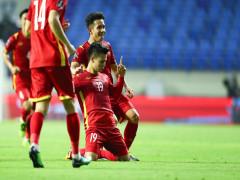 Tinh thần thi đấu và thể lực bển bỉ của đội tuyển Việt Nam, sẵn sàng tranh ngôi đầu bảng