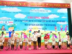 Tạp chí Thanh niên đồng hành cùng Quỹ Bảo trợ trẻ em Hà Nội nhân Tháng hành động vì trẻ em