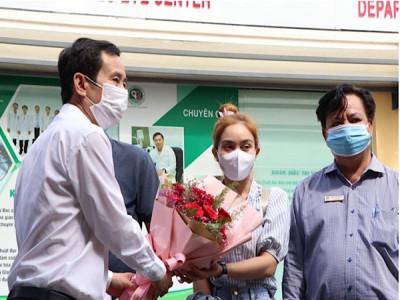 Bệnh viện Lê Văn Thịnh điều động bác sỹ, điều dưỡng tham gia công tác hồi sức cấp cứu tại bệnh viện điều trị covid-19 Cần Giờ