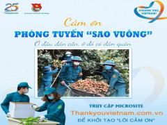#Thank you, Vietnam! – Cùng chúng tôi nói lời cảm ơn