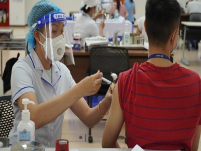 TP. HCM: Thần tốc triển khai chiến dịch tiêm chủng đợt 4 với 836.000 liều vắc xin phòng COVID-19