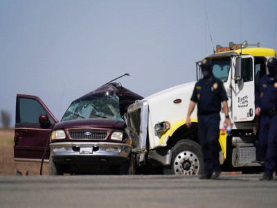 Tai nạn giao thông kinh hoàng tại Mỹ, 9 trẻ em thiệt mạng