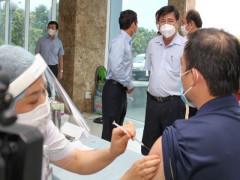 TPHCM huy động 4000 đoàn viên, thanh niên tình nguyện tham gia chiến dịch tiêm phòng vắc xin COVID-19