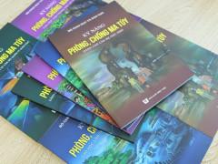Bộ sách chính thống đầu tiên về giáo dục phòng, chống ma túy và những chia sẻ chân thật của học sinh