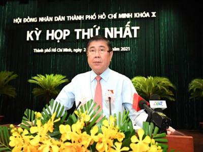 Đồng chí Nguyễn Thành Phong tái đắc cử Chủ tịch UBND TPHCM khóa X nhiệm kỳ 2021-2026