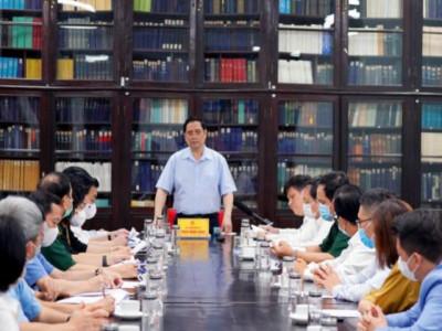Thủ tướng Phạm Minh Chính: Chậm nhất tháng 6/2022, phải có vaccine COVID-19 sản xuất trong nước