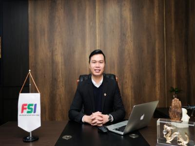 Phó Tổng giám đốc FSI Đoàn Huy Thuận và khát vọng tìm kiếm những giải pháp công  nghệ hữu ích cho nước nhà