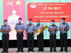 Nâng cao chất lượng học ngoại ngữ ở Chi đội Kiểm ngư số 2