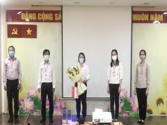 Đảng bộ Saigon Co.op có thêm đảng viên mới trong mùa dịch COVID-19