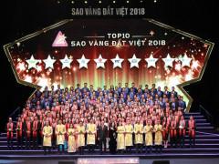 Phát động Giải thưởng Sao Vàng đất Việt năm 2021